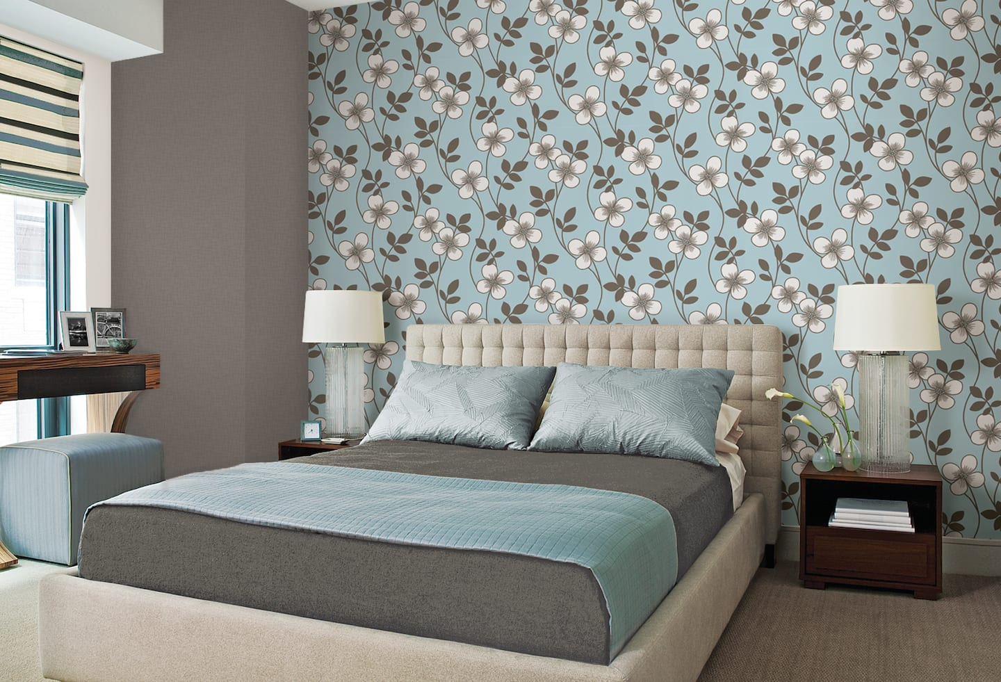 Trendy Wallpaper Designs Stick Around