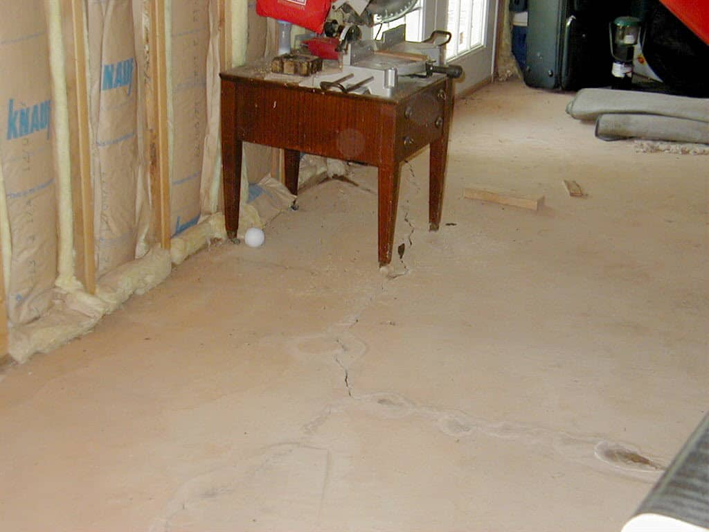 Foundation Repair Angies List - Basement floor repair