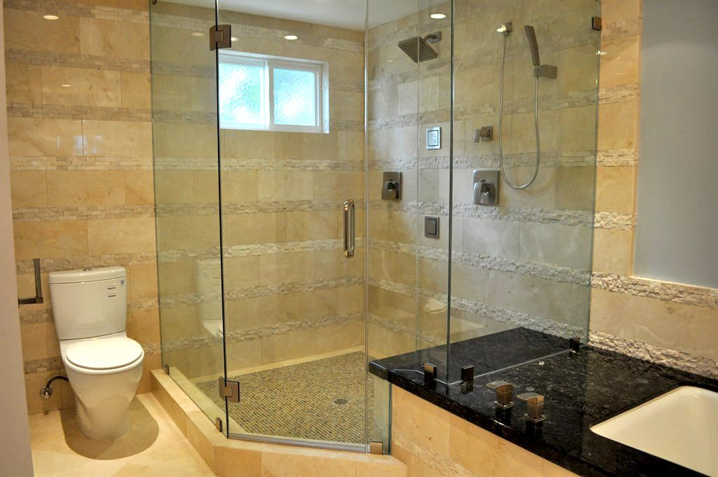 How To Clean Glass Shower Doors Angies List