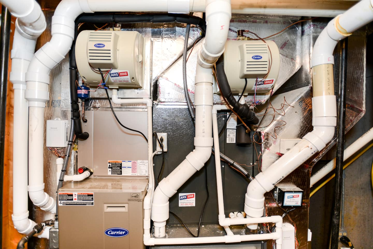 How Much Does It Cost To Install A New Furnace Angies List Oil Burner Wiring