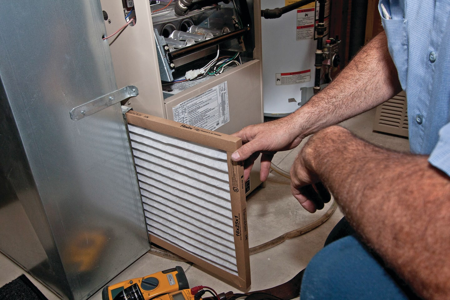 How Often To Change Air Filter >> When Should You Replace Your Home Air Filter Angie S List