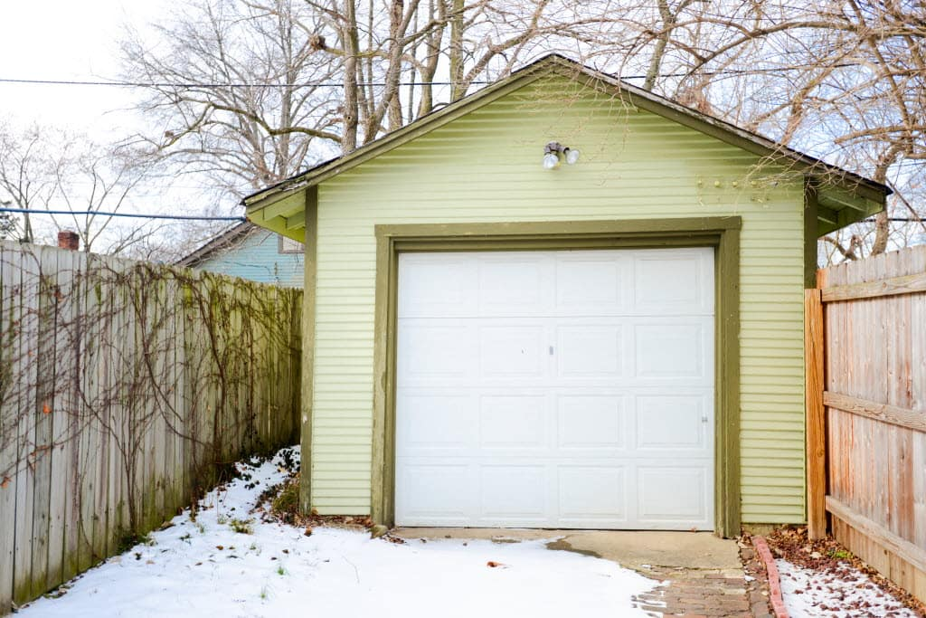 12 foot wide garage doorHow Much Does It Cost to Fix a Garage Door Spring  Angies List