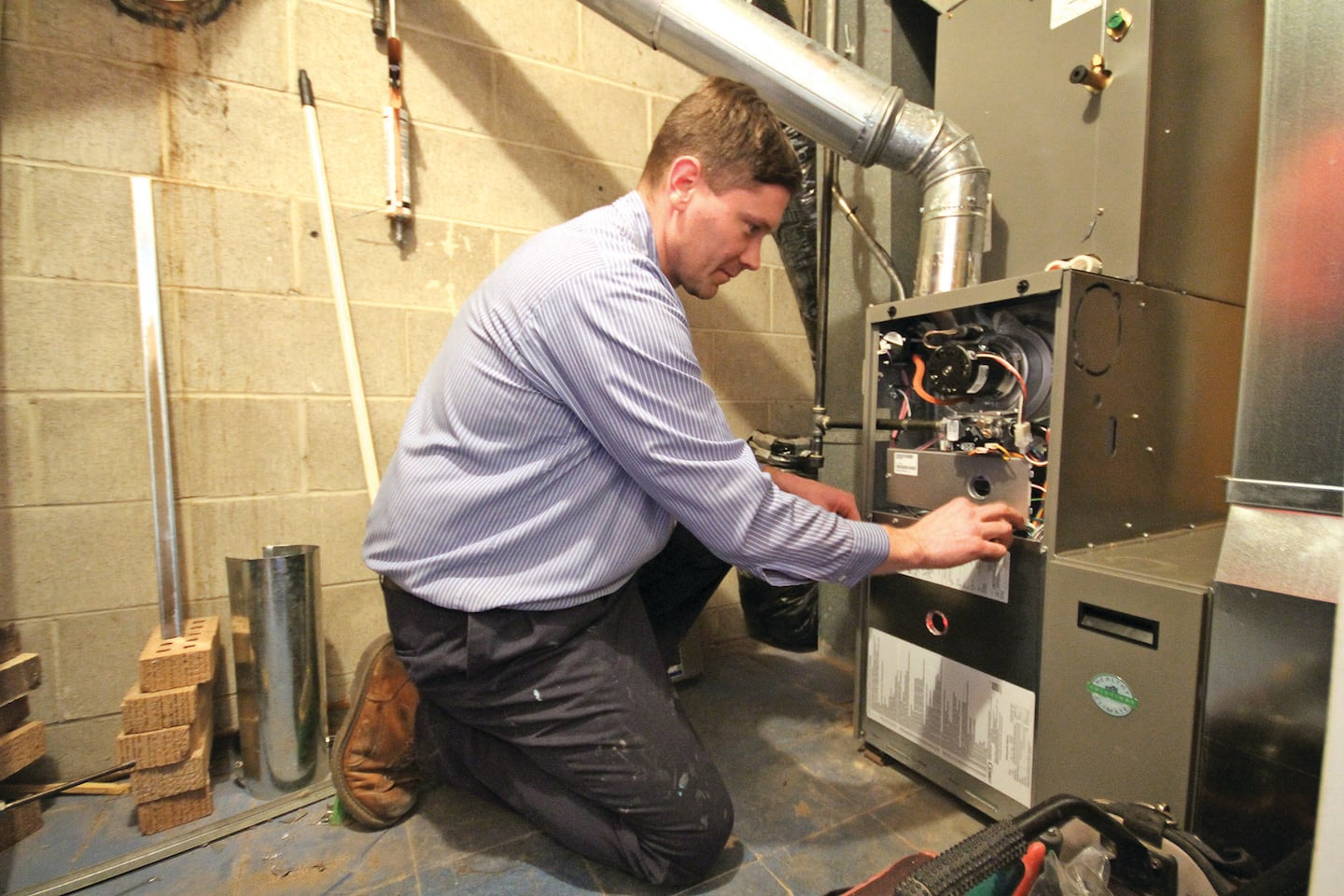 Average cost of new furnace and ac for home - Hvac Pro Furnace Installation