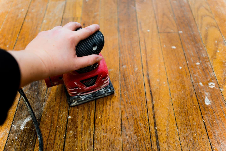 Hardwood Floor Sanders floor edger 7 clarke Hand Sander Refinishing A Hardwood Floor