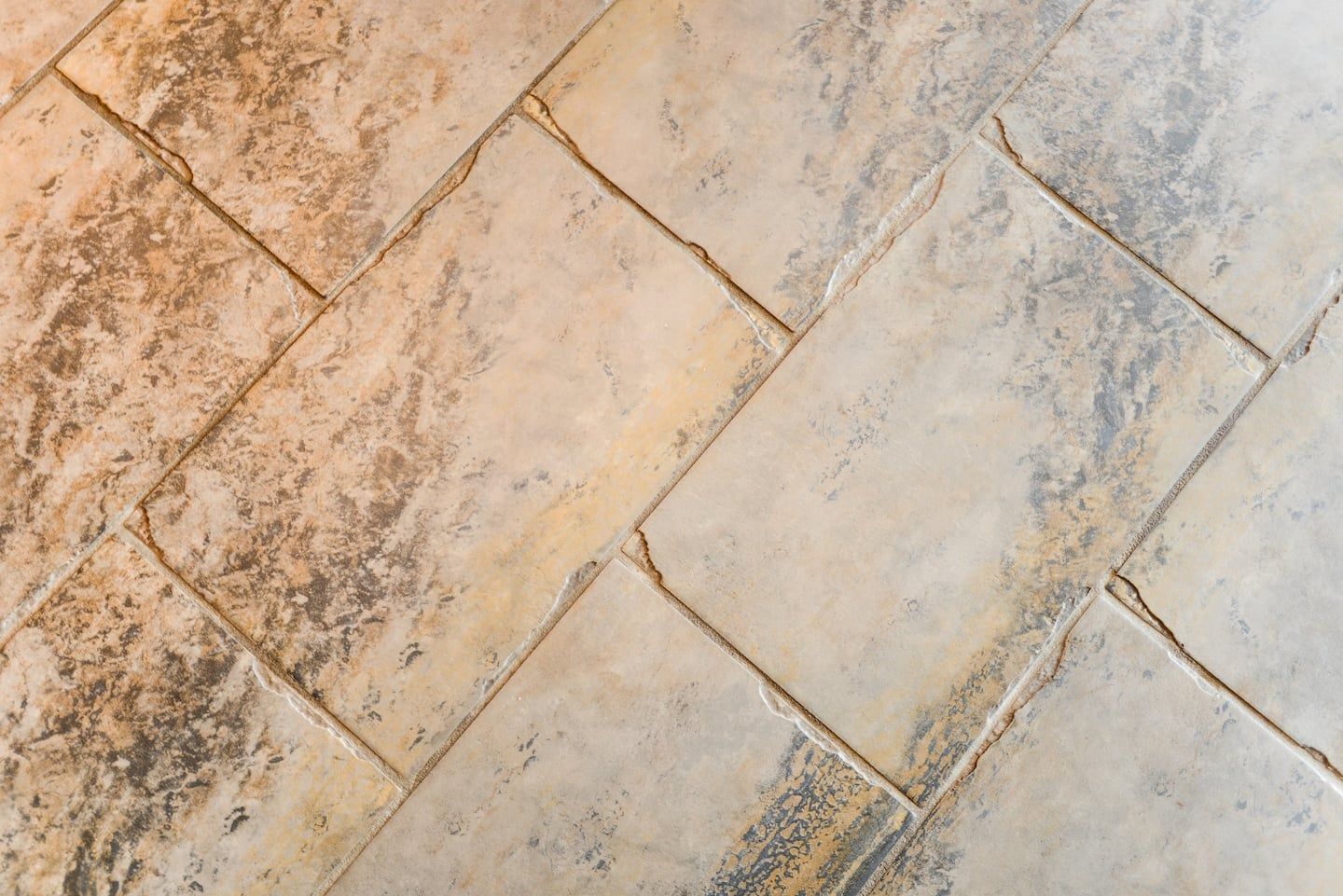 how to clean tile and grout angies list - How To Clean Bathroom Floor