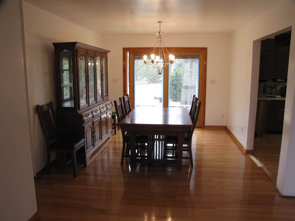 Hardwood Floors Kitchen What Is The Best Wood Flooring For A Kitchen Angies List