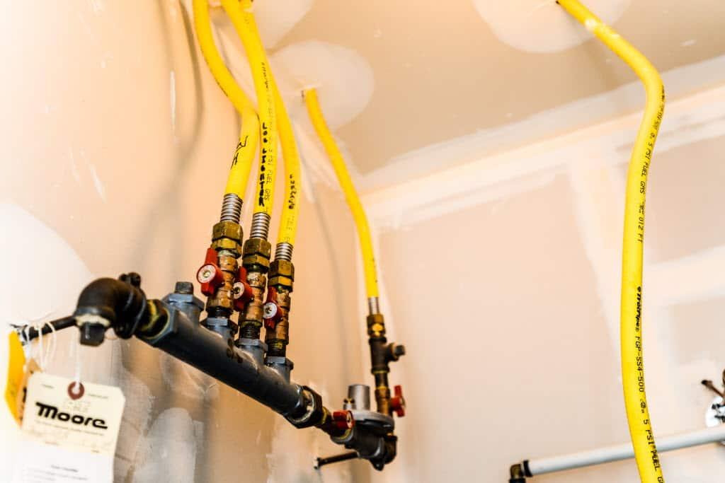 Gas Fireplace Service Cincinnati Part - 45: Flexible Gas Lines A Possible Fire Hazard .