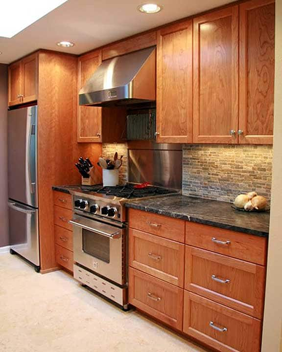 Photos types of kitchen cabinets angie 39 s list for Different types of cabinets
