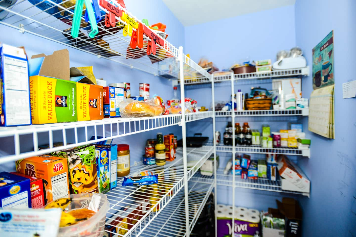 Ideas to Organize Your Kitchen Pantry Cabinet | Angie\'s List
