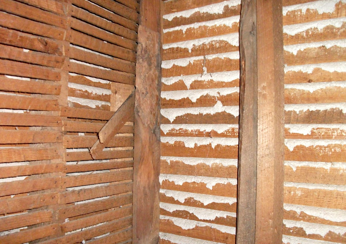 What S Behind Your Plaster Walls And Ceilings