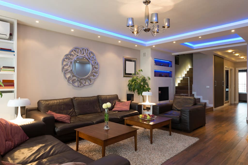 living room ceiling lights. Living room with blue in ceiling lighting and small recessed lights Lighting Lamps  Angie s List