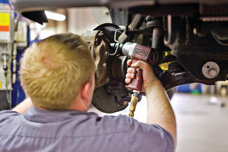 The Cost to Repair Anti lock Brakes