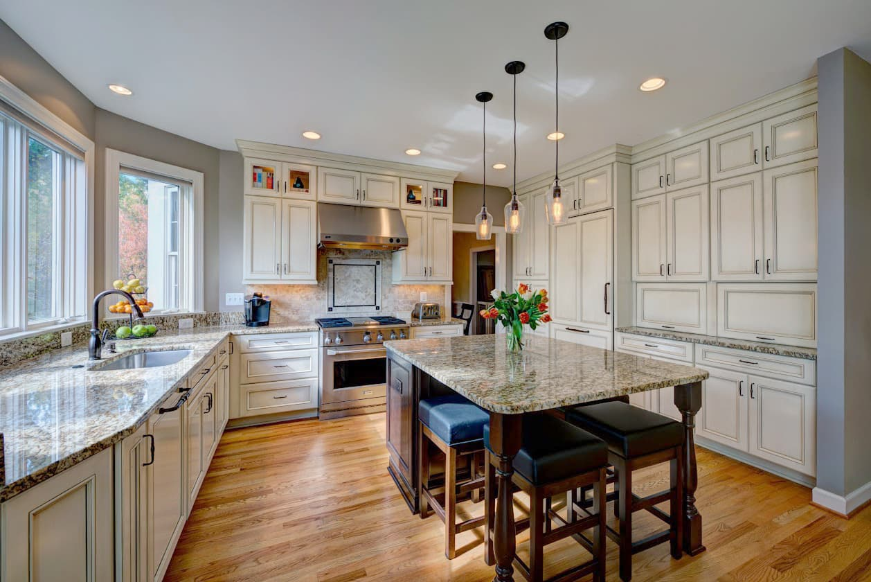 How Much Should A Kitchen Remodel Cost Angies List - Total kitchen remodel cost