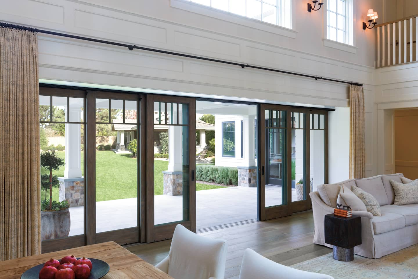 Large Sliding Gl Doors Bring