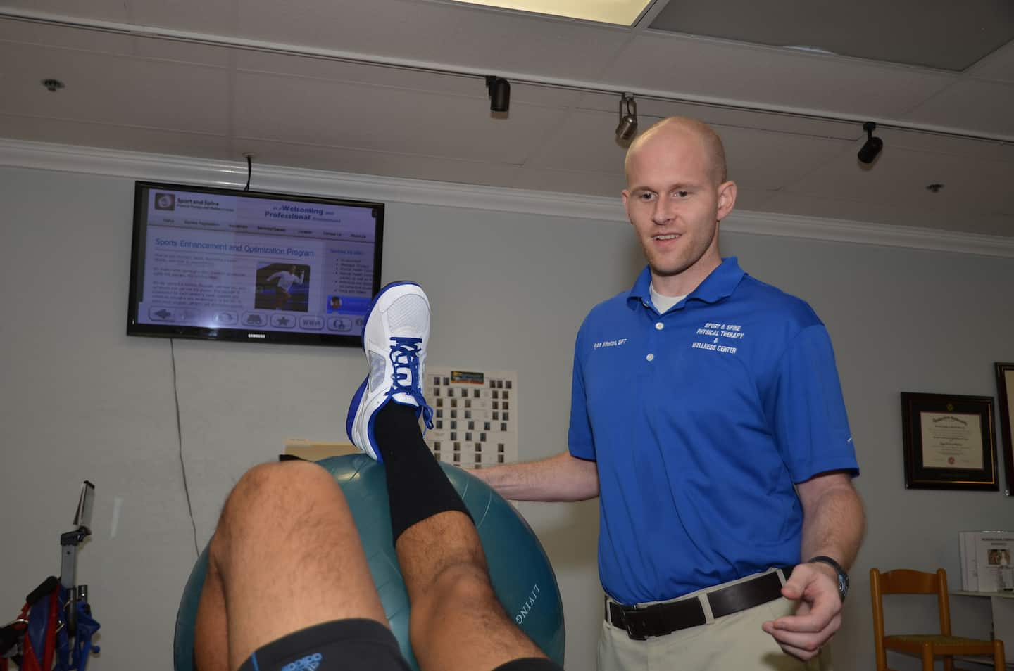 Question about Physical Therapy?