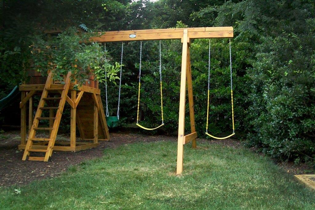 Playground Equipment Angies List - Backyard playground equipment