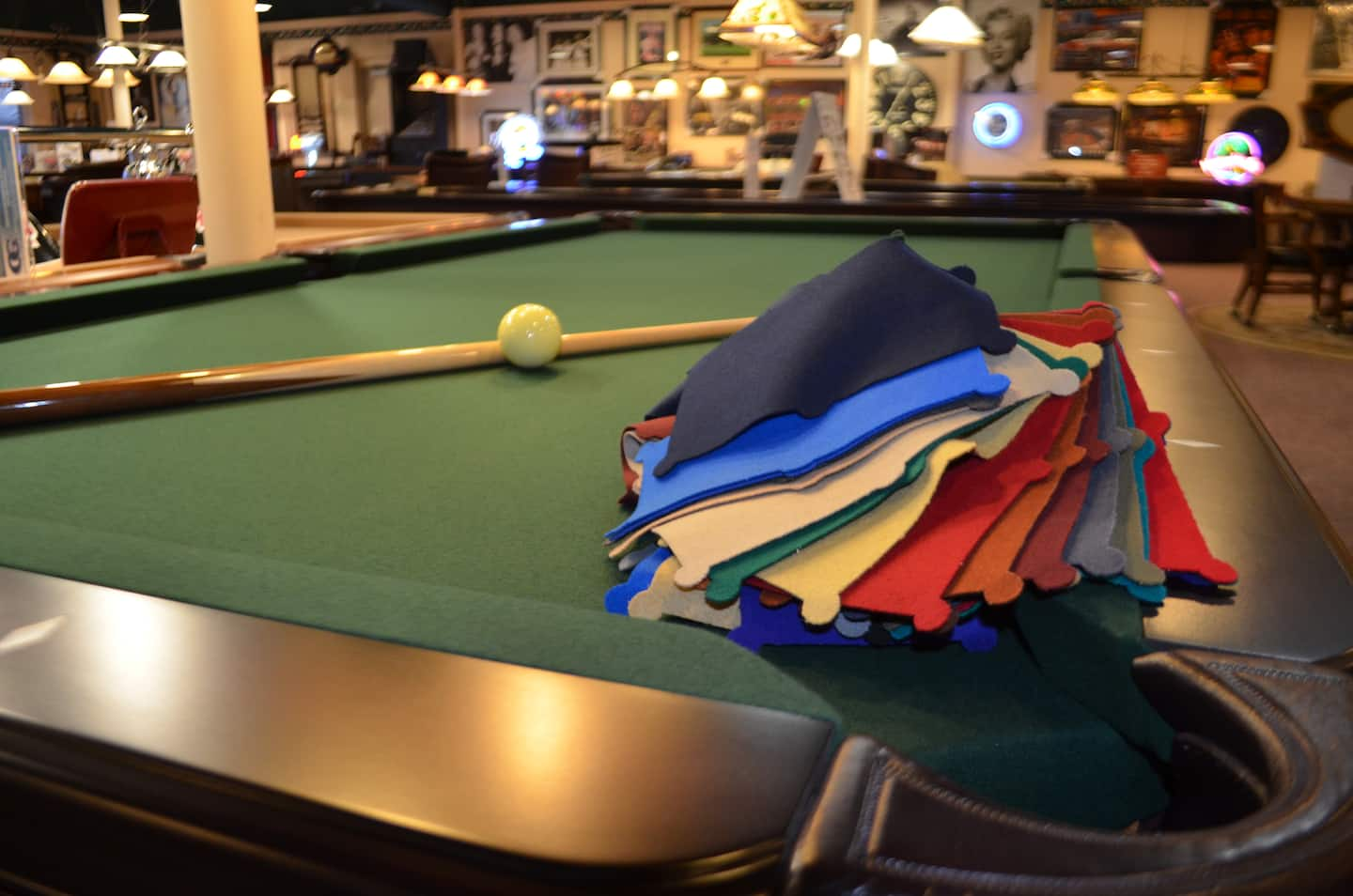 Replacing Pool Table Felt You Ve Got Options