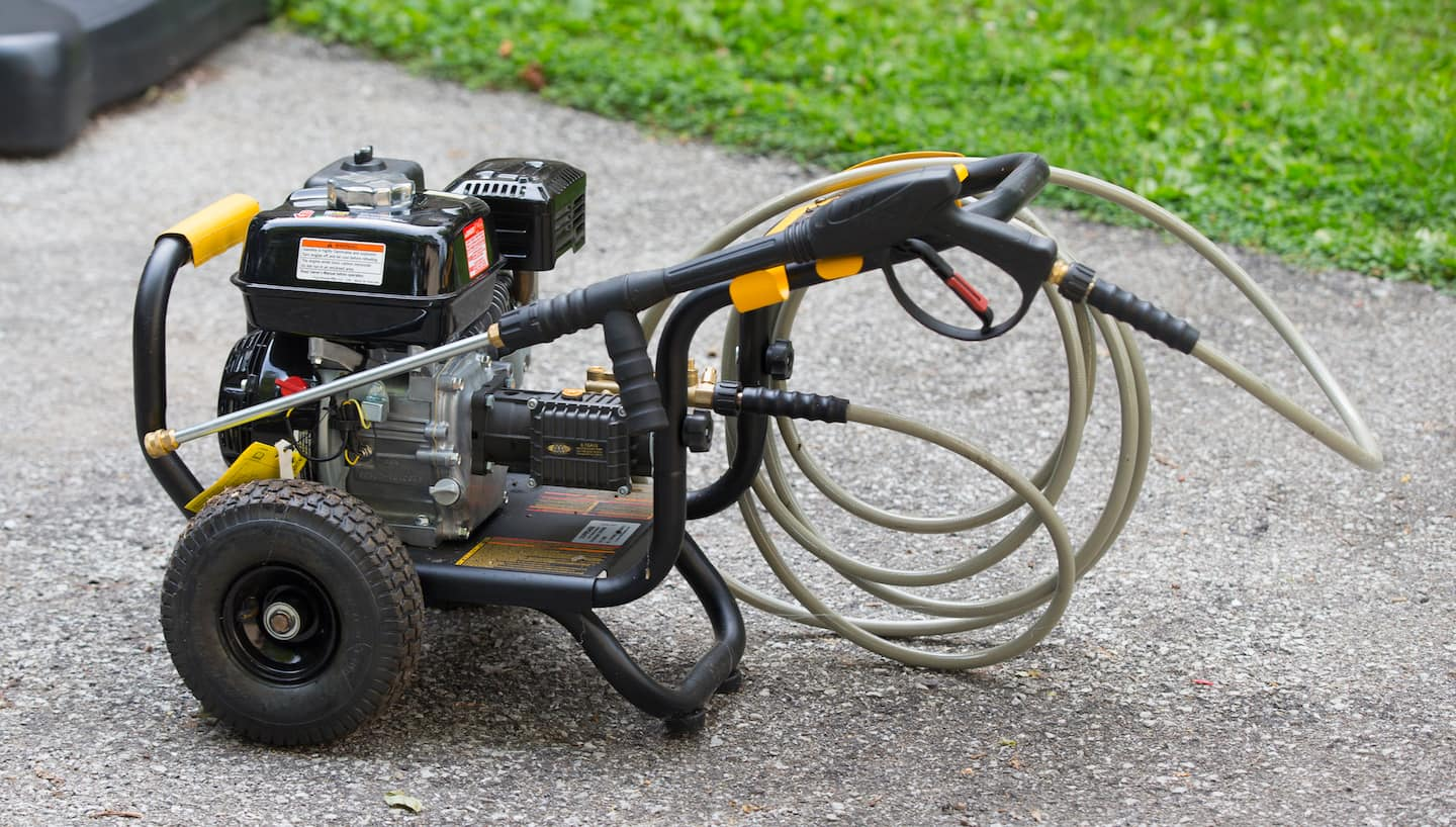 what parts of the house can you pressure wash? | angie's list