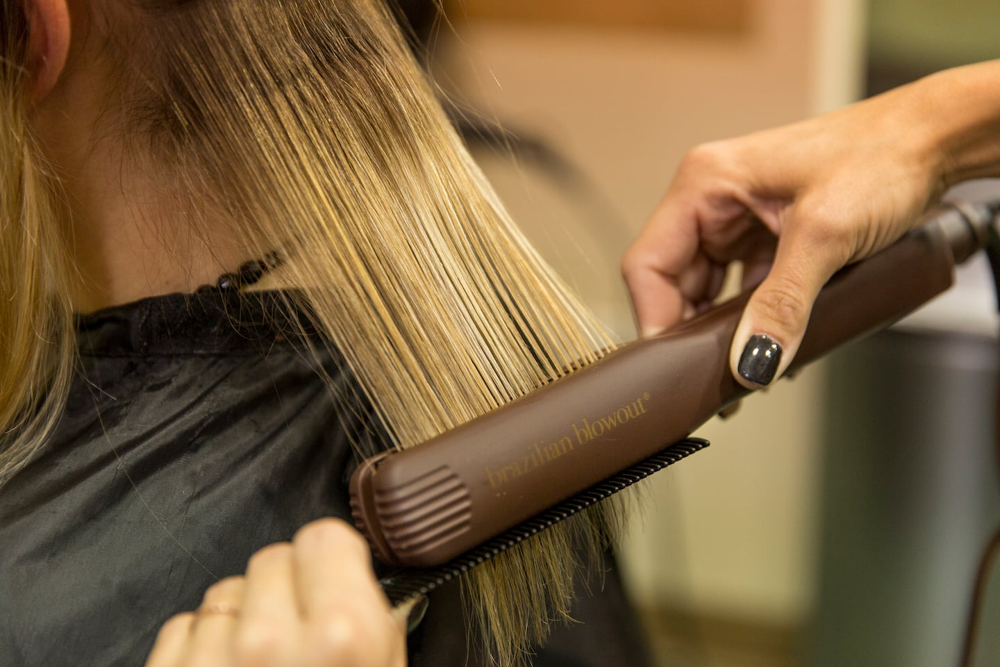 As Well First Choice Haircutters On Hair Salon And Barber Shop Design - Stylist straightening hair