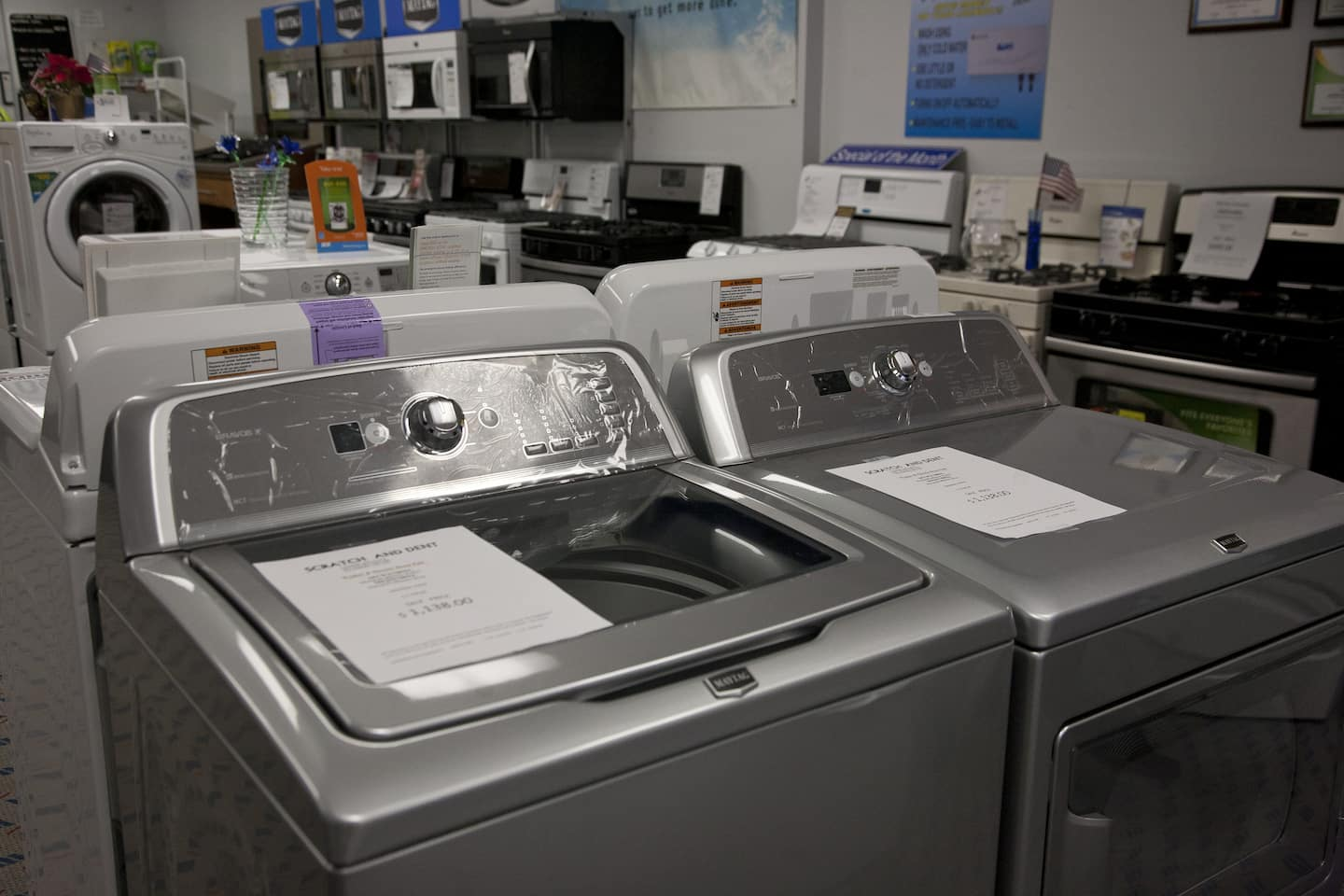 Uncategorized 2nd Hand Kitchen Appliances should i buy a used or new washing machine angies list