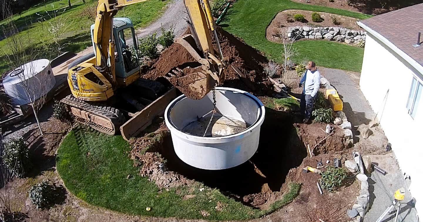 Installing a septic tank Tinker: installation and maintenance instructions 41