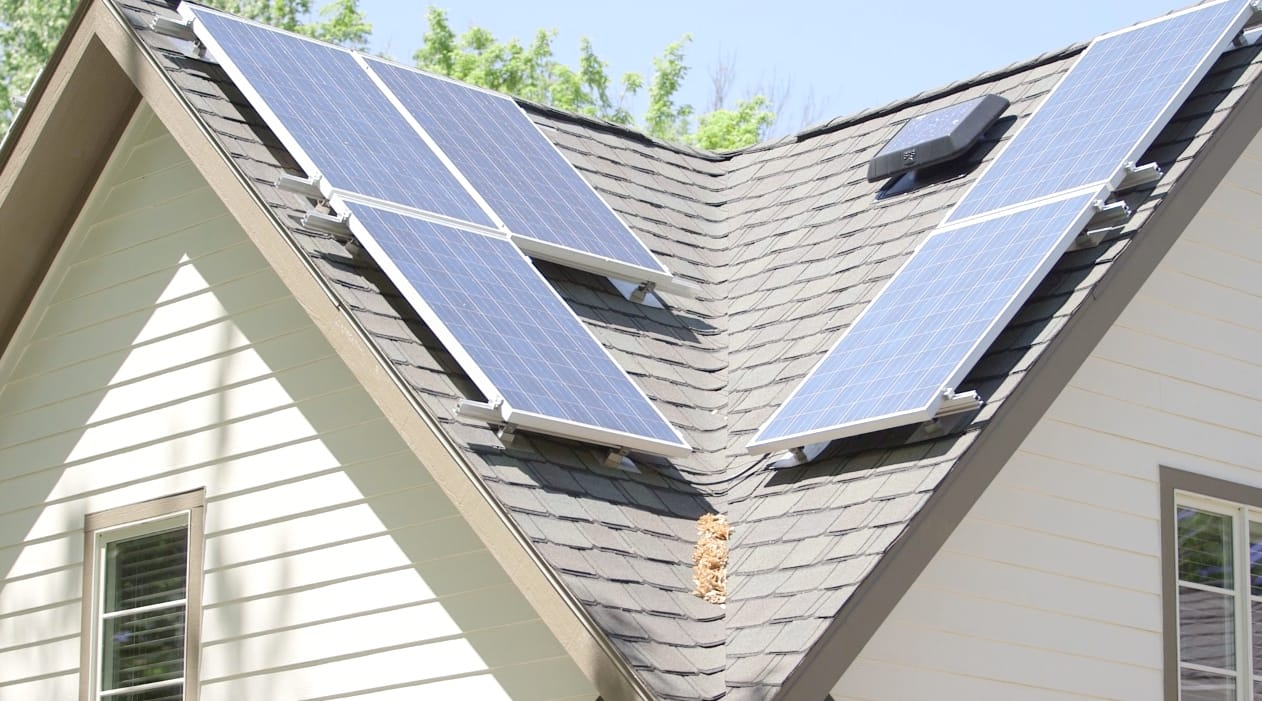 6 Common Types Of Solar Panels Angies List Electricity From How Does It Work Home For Video Are Right My