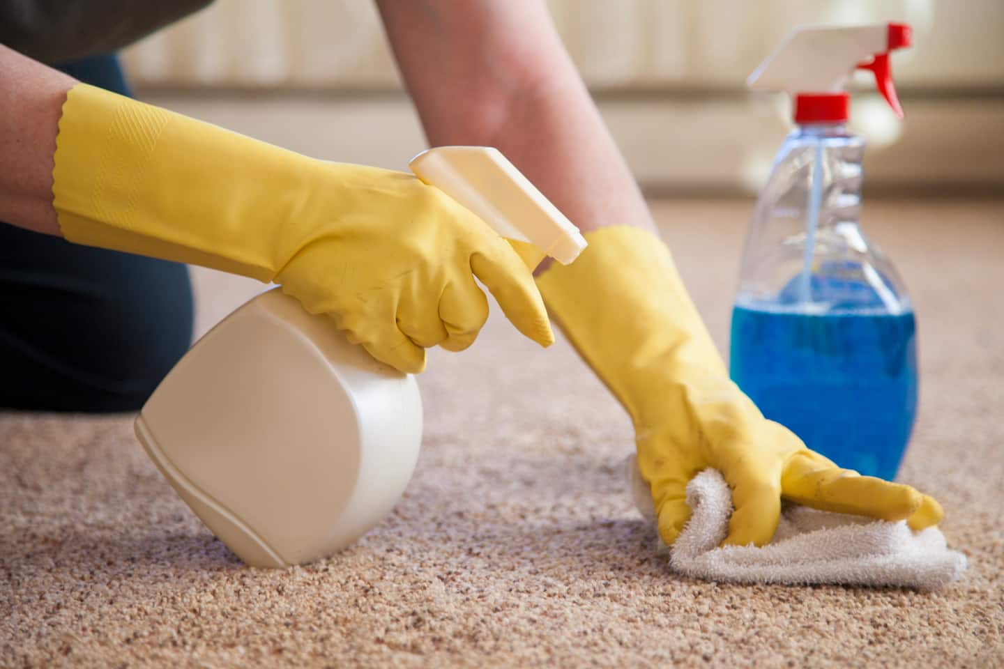 Carpet Cleaning Tips For Long Lasting
