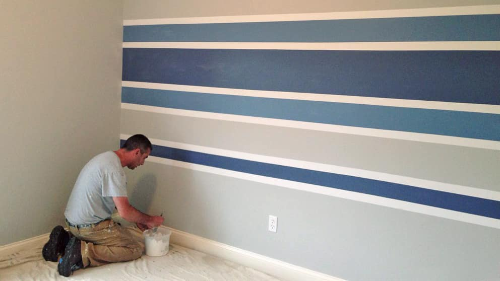 Bedroom Paint Ideas Stripes interior design ideas to add dimension | angie's list