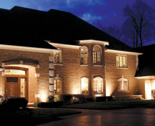 Outdoor Lighting Trends Improve Security Boost Curb Eal