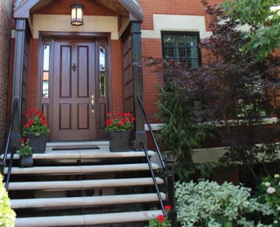 chicago front door