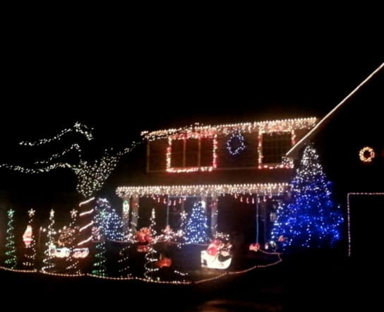 where to find holiday lights parades in charlotte area - Charlotte Motor Speedway Christmas Lights 2014