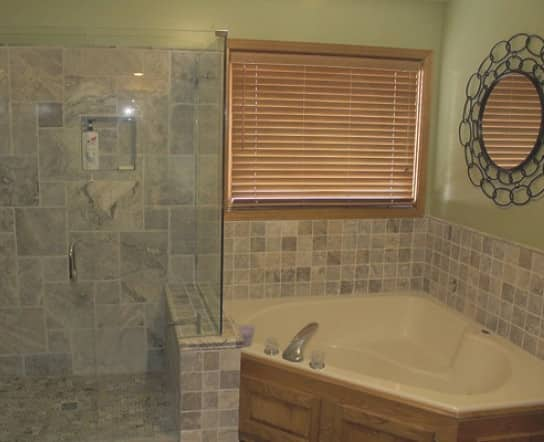 Kansas City Homeowners Hit Jackpot With Bathroom Remodel Angie's List Simple Bathroom Remodeling Kansas City