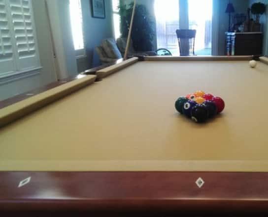 Sacramento Company Moves Pool Table And Pockets Repeat Customer - Stu's pool table movers