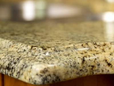 tan colored granite kitchen countertops