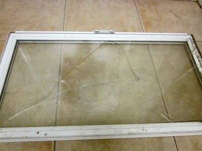 broken window, cracked glass