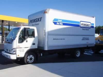 Penske truck rental waynesville nc