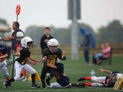 youth football injuries