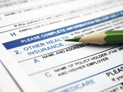 hospital insurance form