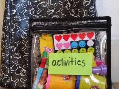 plane activity kit
