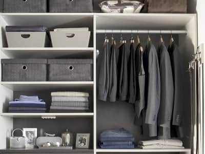 Small Closet Ideas To Make The Most Of Your Space .