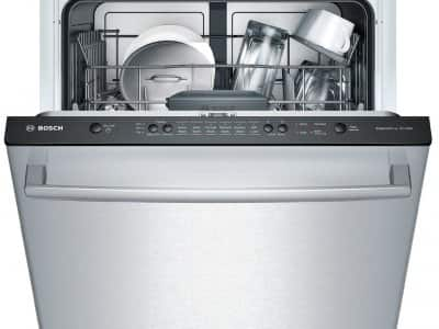 Bosch Ascenta stainless steel dishwasher