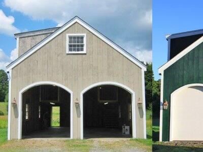 barn exterior paint