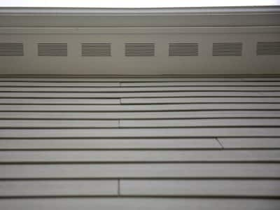 builder grade siding and gutters for home construction