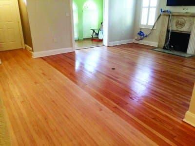 hardwood flooring hardwood refinishing