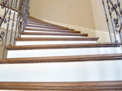 Transform Your Staircase into Something Grand .