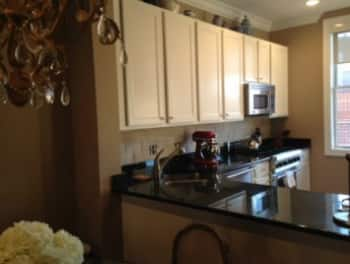 Chicago Homeowner Paints Kitchen Cabinets For Fresh New Look