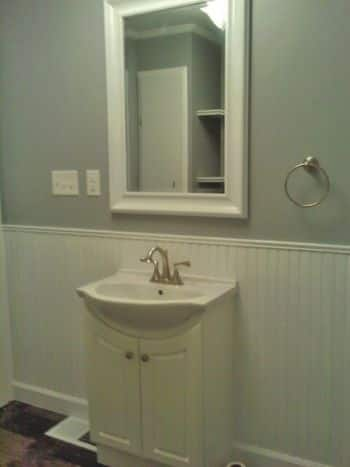 Remodeling Bathroom List even a 'hideous' bathroom can be transformedremodeling