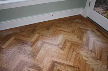 Cedar Creek Contractor Brings Old Hardwood Flooring Back