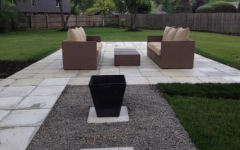 Landscaper Helps Create A Modern Zen Garden Oasis In Suburban Chicago |  Angieu0027s List