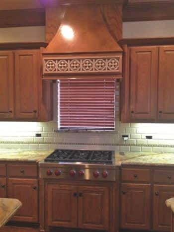 Dallas area kitchen has new cabinet concept angie 39 s list for Area above kitchen cabinets called